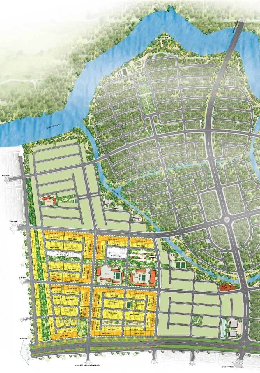 Khách mua nhà để ở được gì ở Đất nền nhà phố và biệt thự T&T Millennia City Thái Sơn
