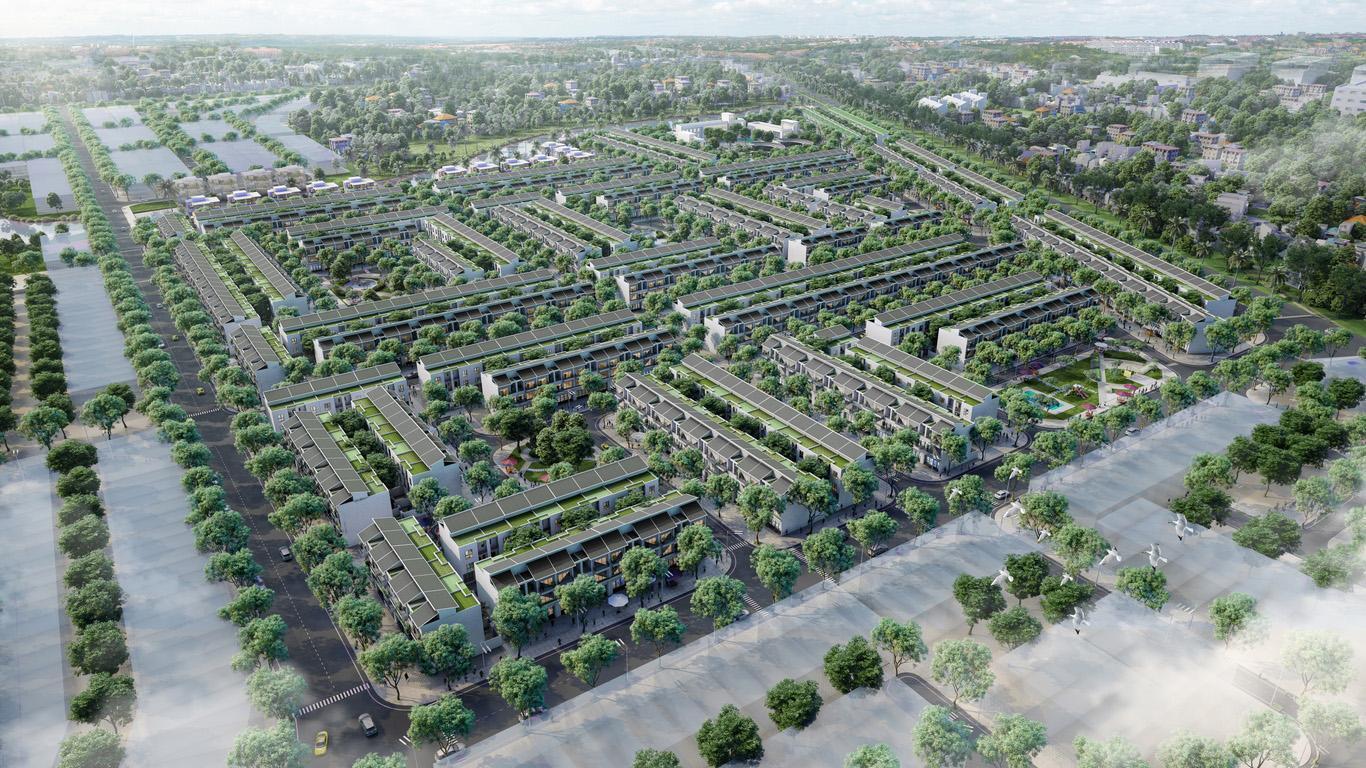 T&T Millennia City dự án đất nền tận hưởng tiện nghi khu trung tâm