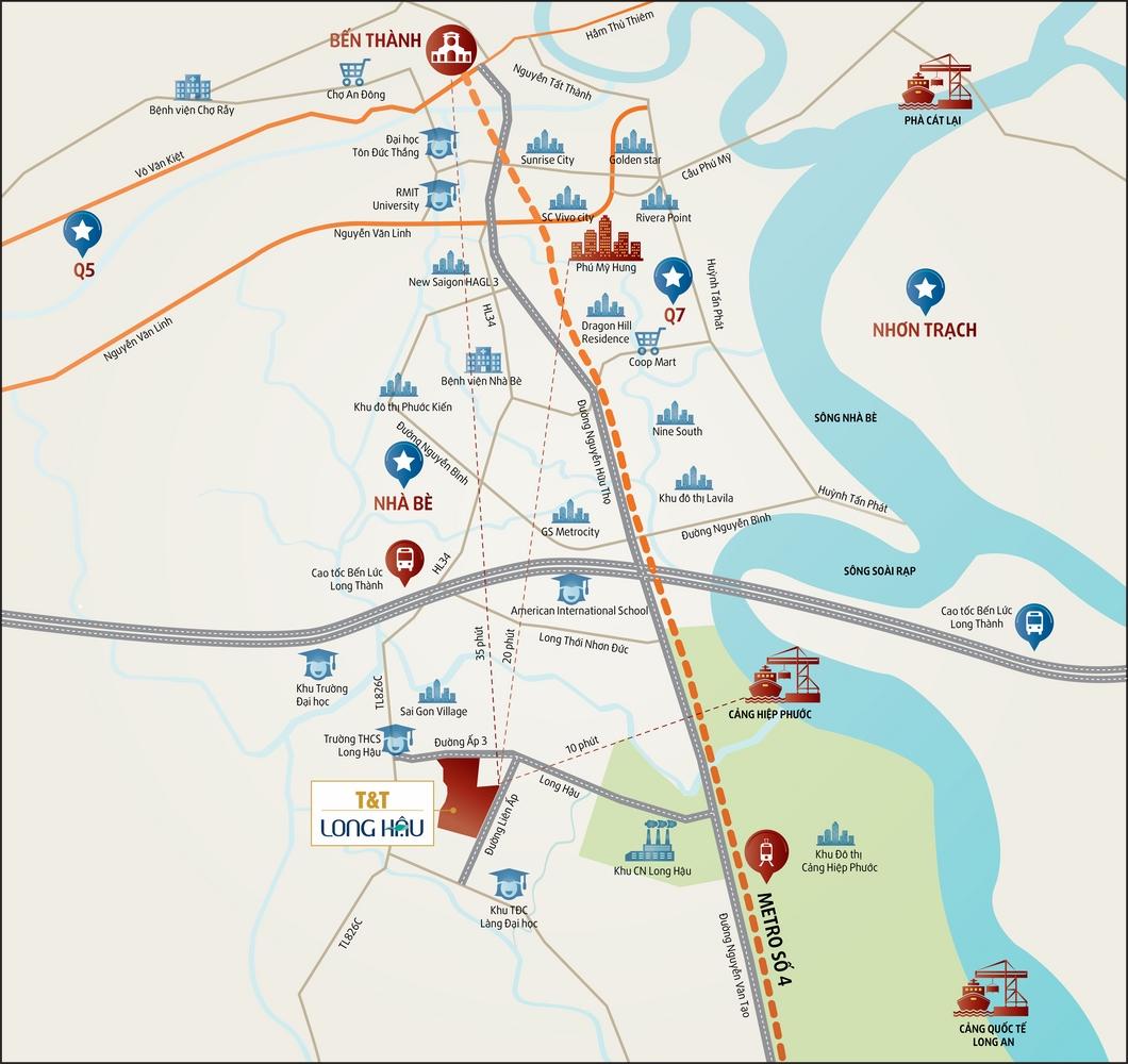 T&T Millennia City đất nền vốn đầu tư lớn khu trung tâm