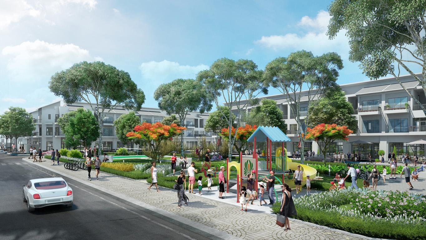 T&T Millennia City dự án đất nền hiện đại đích thực đậm phong cách