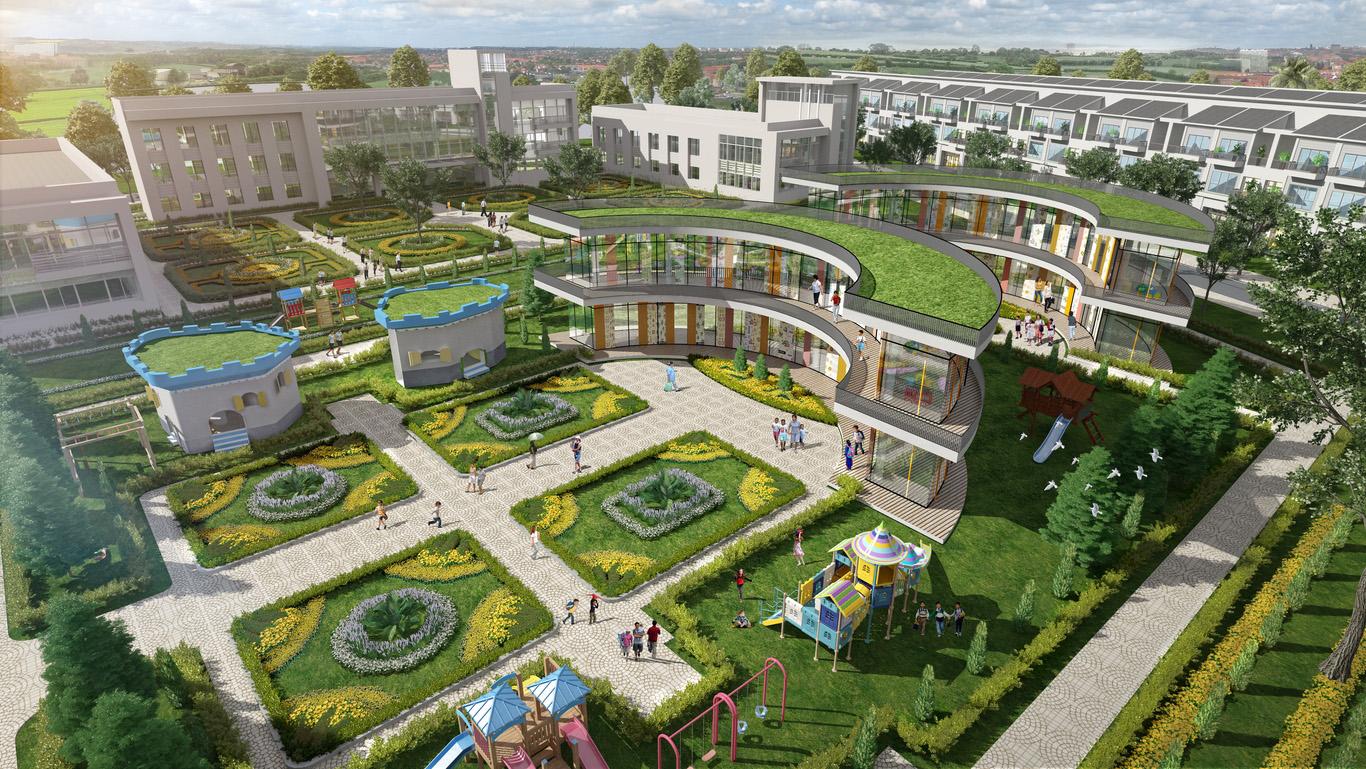 Dự án đất nền T&T Millennia City Long Hậu Cần Giuộc Long Án