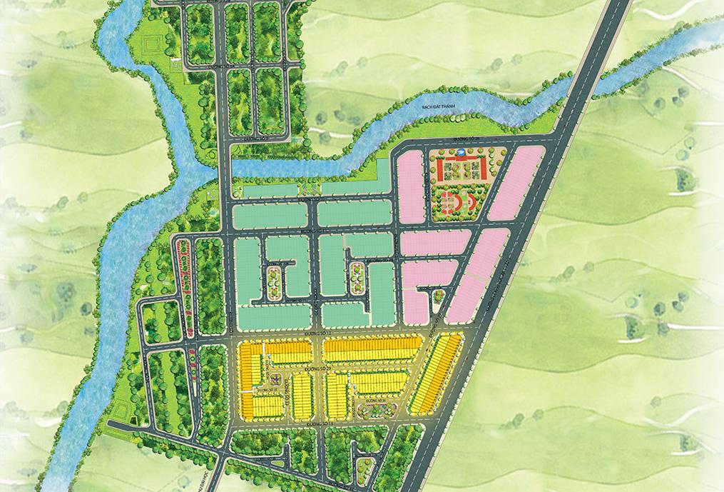 Đất nền cao cấp T&T Millennia City sống xứng tầm